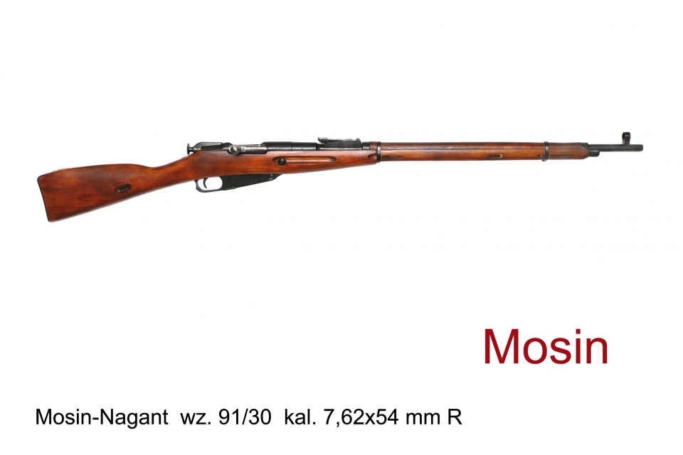 Mosin Long