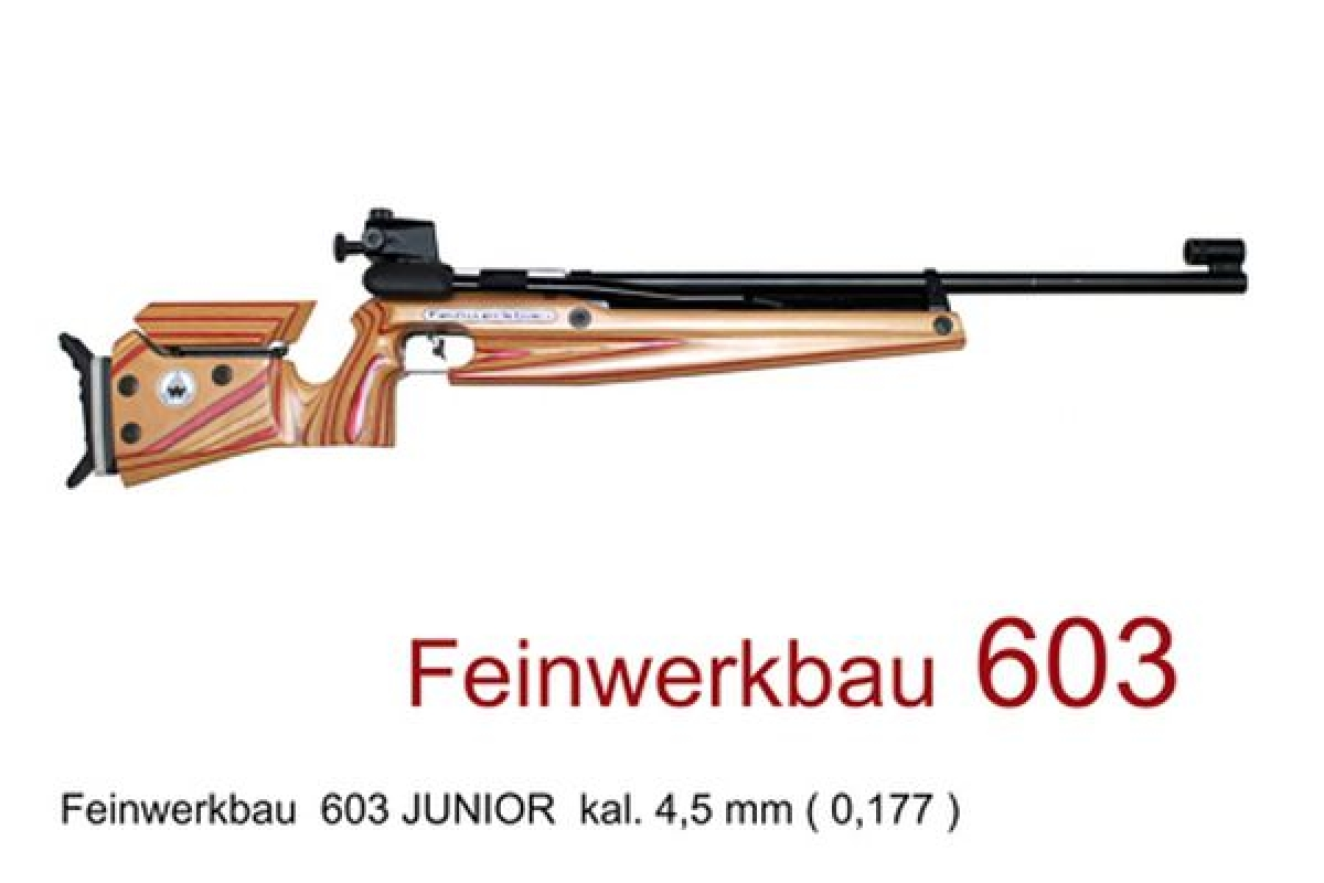 45K FINWERKBAU 603 JUNIOR